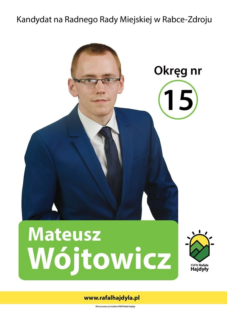 Mateusz Wójtowicz- dzieje się w Rdzawce