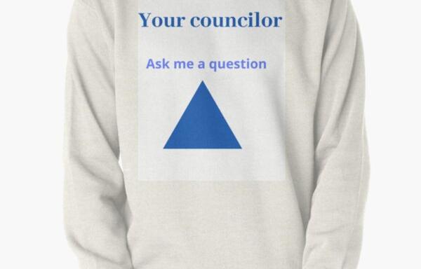 Your councilor Pullover Sweatshirt