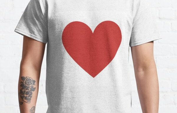 For you on Valentine's Day Classic T-Shirt