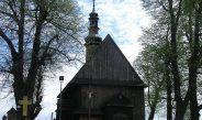 Jakie działki Małopolski Konserwator Zabytków chce wpisać do swojego rejestru z otoczenia kościoła pw. Św. Krzyża w Chabówce  ?